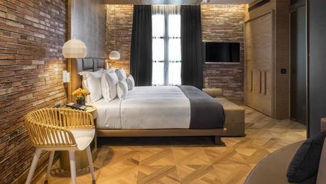 lujo y hoteles en paseo de gracia barcelona: Hotel Monument