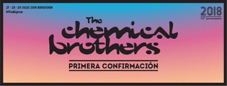 The Chemical Brothers, primera confirmación del Low Festival 2018