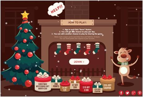 Las ofertas navideñas de ROSEGAL