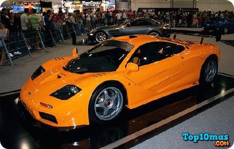 McLaren-F1-top-10-coches-mas-rapidos-del-año