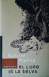 El libro de la selva, de Rudyard Kipling