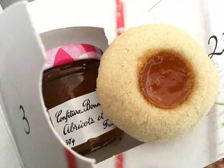 recetas delikatissen mermeladas caseras mermelada de higos galletas rápidas galletas navidad galletas fáciles galletas con niños Galletas con mermelada Bonne Maman galletas caseras