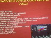 Características ultrasonido Doppler arteria carotida Interna
