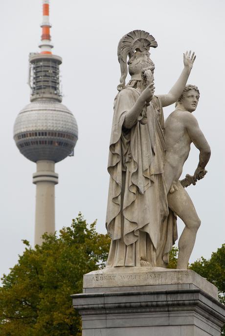 Berlín, capital de una historia reciente