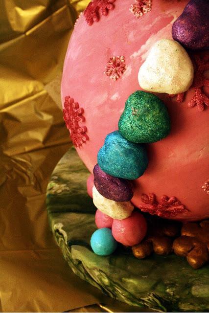 Otra tarta navideña