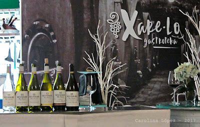 Una noche de frontera: vinos de Julián Reynolds en Xare-lo