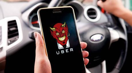 Uber no se responsabilizará por daños al usuario