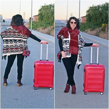 Apostando por el rojo para viajar