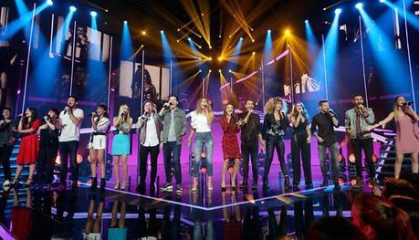 Operación Triunfo y Eurovisión