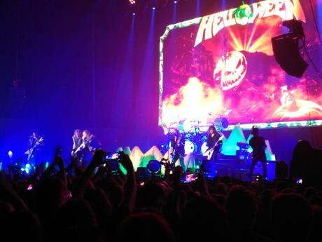 CRÓNICA CONCIERTO PUMPKINS UNITED (HELLOWEEN) | WIZINK CENTER (MADRID)