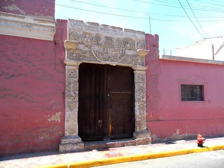 MOQUEGUA: LA CIUDAD