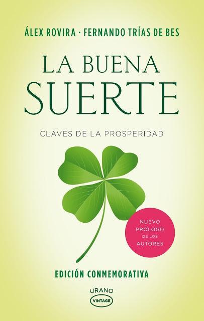 Rincón de Lectura La Buena Suerte de Álex Rovira