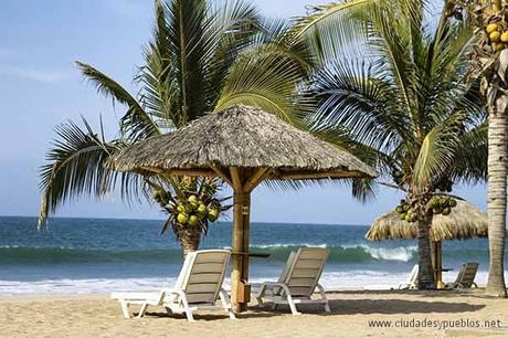 Punta Sal en la Costa de Tumbes. PromPerú.