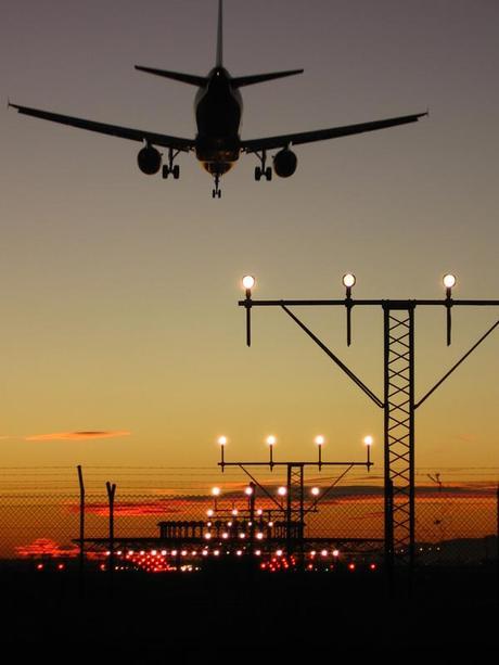 Rutas aereas AENA