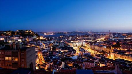Lisboa. Mirador de Senhora do Monte./Flick Raphaël Chekroun