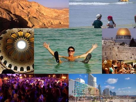 Cinco razones por las que visitar Israel.