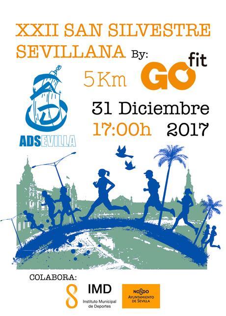 La clásica San Silvestre Sevillana regresa