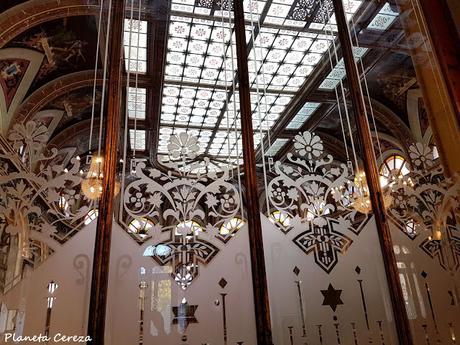 Rincones. El Palacio de la Bolsa de Madrid