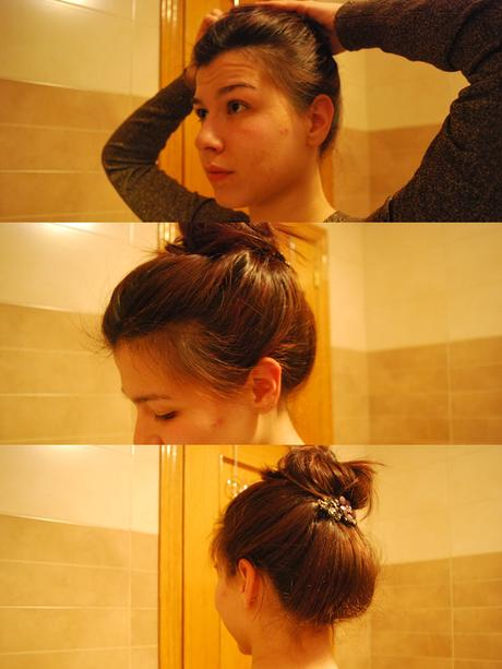 5 peinados fáciles de FIESTA para pelo liso