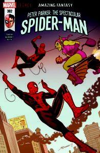 Peter Parker: The Spectacular Spider-Man Nº 302