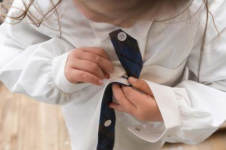 ¿Cómo hacer que tu hijo aprenda a vestirse?