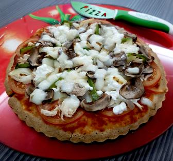 PIZZA SALUDABLE EXPRESS