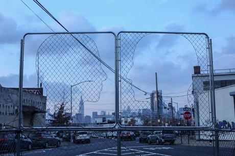 Sin fronteras:Llamativas obras de Arte callejero contra la represion de ICY y SOT