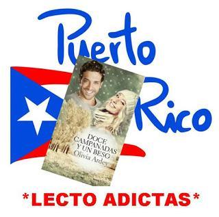 Club de Lectura DOCE CAMPANADAS Y UN BESO en Puerto Rico