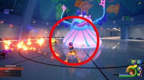 Se filtran imágenes de supuesto mundo de Monstruos S.A. de Kingdom Hearts 3