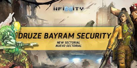 Los Non-Aligned Armies llegan a Infinity: Drusos