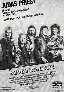 Las Rebels de los Judas Priest