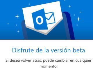 Outlook 2018 Beta: Conoce las principales novedades en Funciones