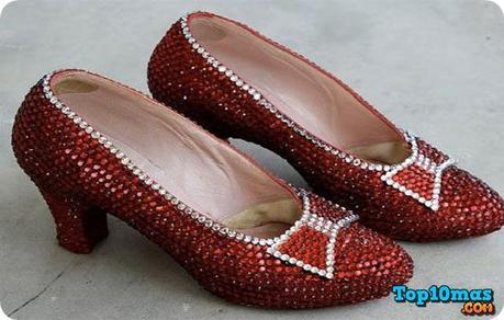 Zapatillas de Harry Winston Ruby