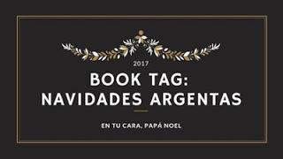 Book Tag: Navidades argentas