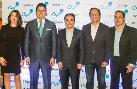 Sony Mobile Ecuador realiza  alianza estratégica con CNT