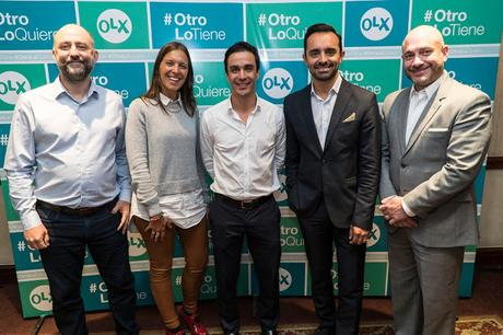 """Top of Mind by OLX"" reunió en Quito a representantes de las empresas más grandes e icónicas del mercado global"