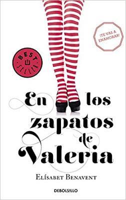 RESEÑA #102: EN LOS ZAPATOS DE VALERIA