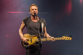 Sting - Petrol Head (Live At The Olympia Paris) (2017)