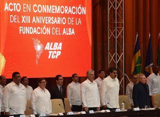 El ALBA-TCP y el capitalismo enfermo de éxito [+ audio]