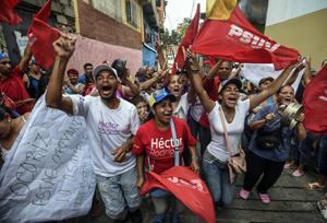 Venezuela: la `dictadura´ que libera presos siempre que se presenten... a las elecciones