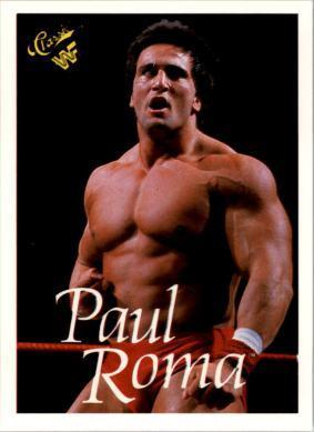 Wrestling History Bites – Paul Roma
