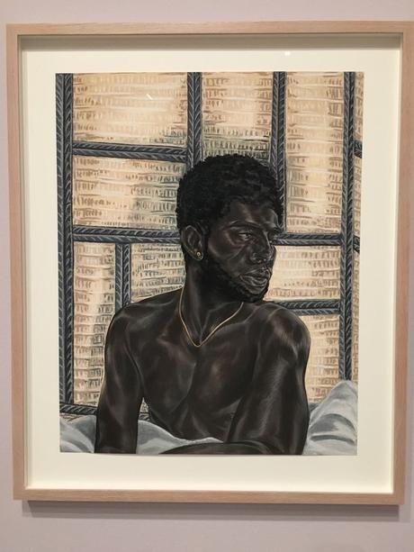 Te presentamos a Toyin Ojih Odutola, la joven nigeriana que expone en NYC