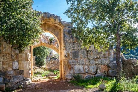 Maravillas de Israel. El Castillo de Montfort.
