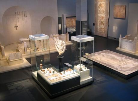 Un paseo por el Museo de Israel.