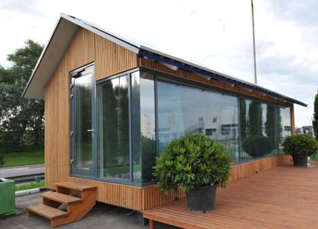 Muy pronto las casas impresas y  autosostenibles  serán una realidad