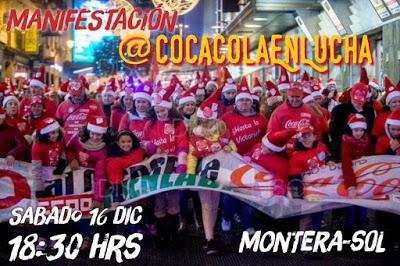 'Coca-Cola en lucha'