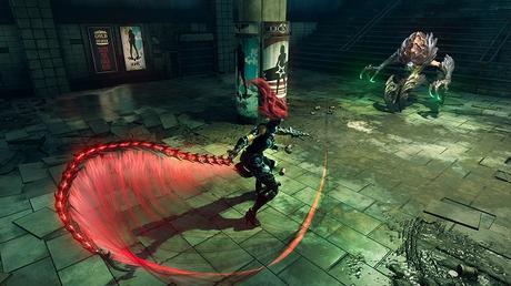 Las habilidades de combate de Furia se dejan ver en el nuevo gameplay de Darksiders 3