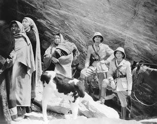 ÚLTIMA AVANZADA, LA (Last Outpost, the) (USA, 1935) Bélico