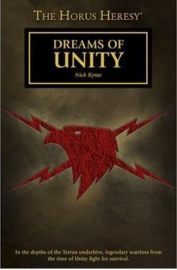 Dreams of Unity de Nick Kyme. Reseña