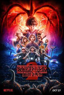Stranger things - Segunda temporada